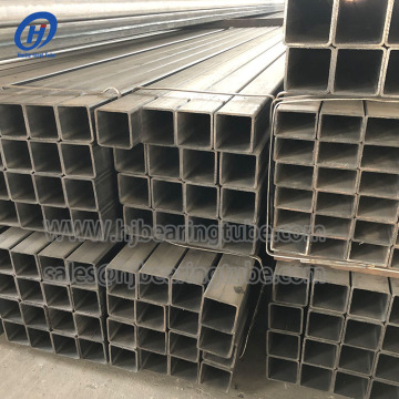 Cold Formed Welded Non-alloy Steel Tube EN10219-1