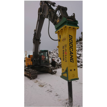 Hydraulic  hammer breaker high quaity