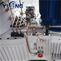 YULONG XGJ560 palm fiber pellet mill machine