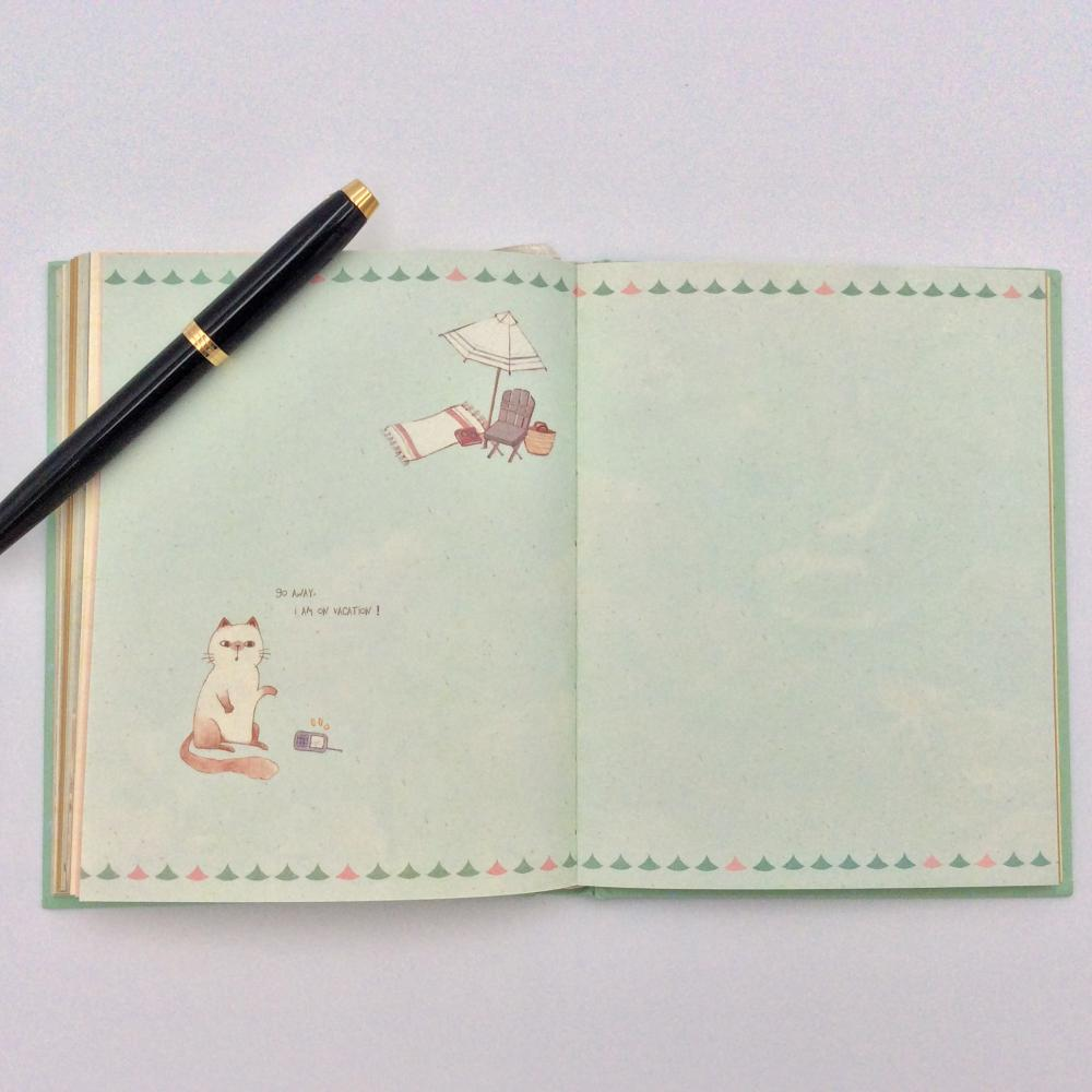 Small journal notebooks