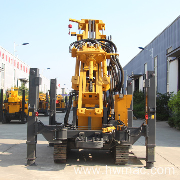 Crawler Drilling Rig For Water Well