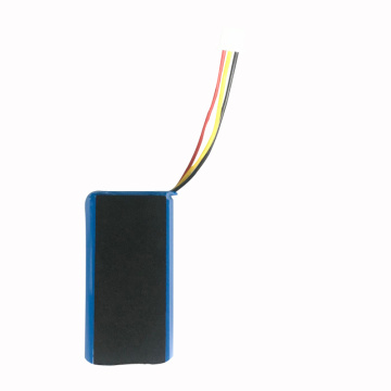 18650 3.7V 6000mAh Li-ion Battery Pack for RC
