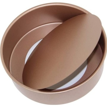 "6"" Cake pan With Removable Bottom"