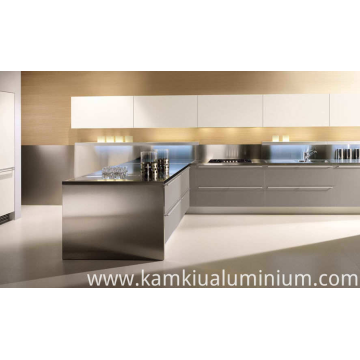 Aluminium Kitchen Cabinets durable