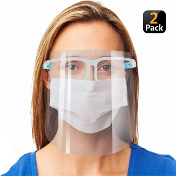 Cool Safety Laser Face Shield For Personal Safety