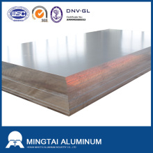 marine grade 5083 H111 6/8/12mm thick aluminum alloy sheet for boat