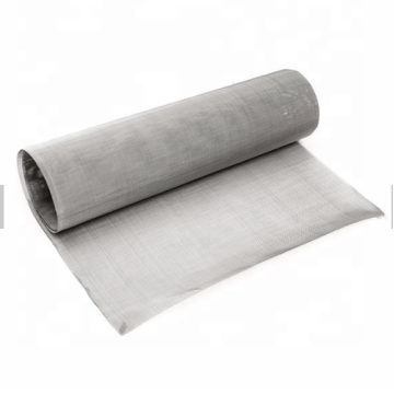 Decorative Stainless Steel Wire Fabric Aluminum Mesh