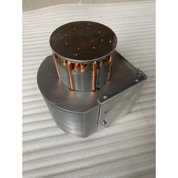 400-500 W Round Copper Heatsink For Led Fixture