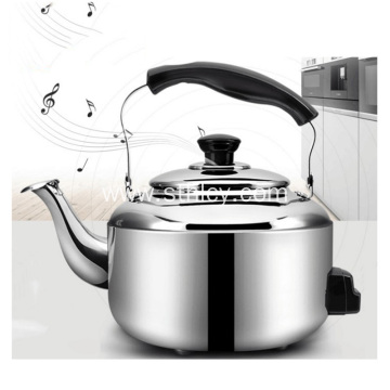 410 Stainless Steel Tea Kettle Pot Water