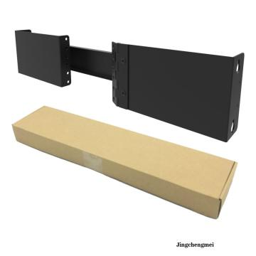 2U Hinged Horizontal Wall Mount Bracket