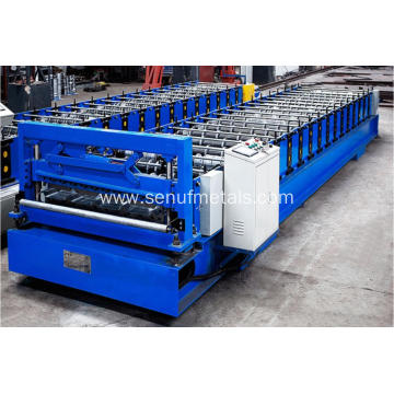 IBR 686&890 Profile Roll Forming Machine