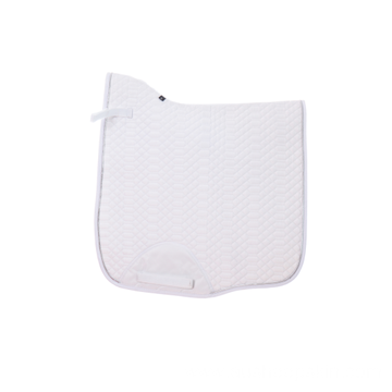 High Quality Quilted Saddle Pad with Pipping