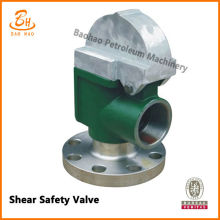 JA-3 Shear Relief Valve Flanged Type