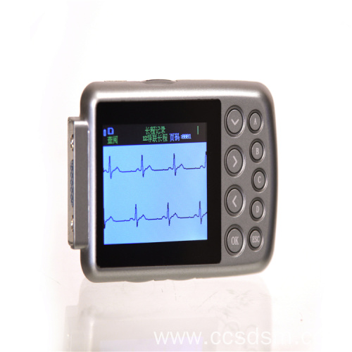 Multi-Function Holter Ecg Monitor