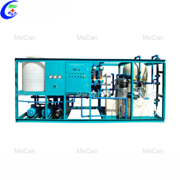RO Sea Water Process Reverse Osmosis Systems