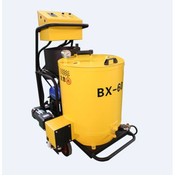 road maintenance asphalt pavement crack sealing machine