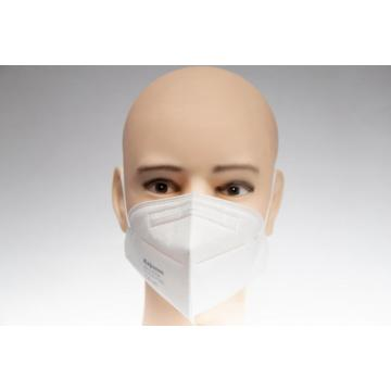 White List Certified Anti Dust 5-Ply FFP2 Mask