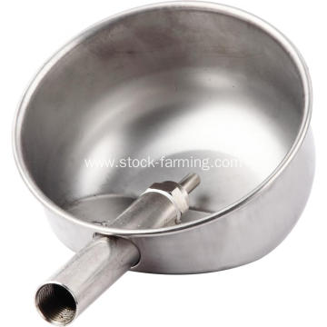 Stainless steel automatic water bowl for sale