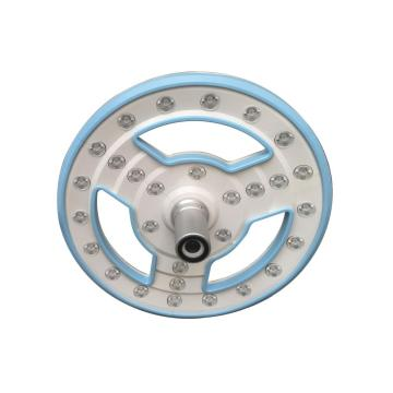 Hollow CreLed 5700 Dual Head Shadowless LED Light