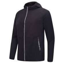 Gym nylon jas voor heren
