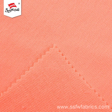 Hot Sale 90% Polyester 10%Rayon French Terry Fabric