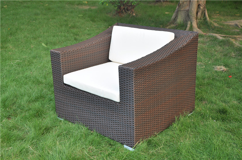 S0084 Wicker Lounge Chair