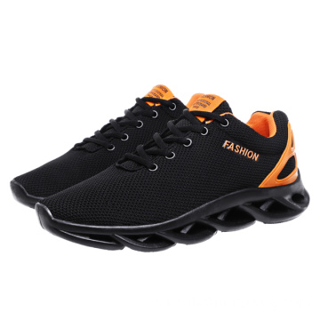 mesh running breathable shoes
