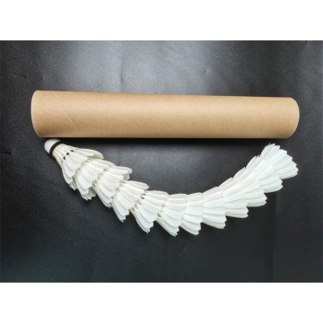 Superior Quality Level1 Goose Feathers Badminton