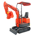 best chinese mini excavator XN08 0.8 ton small excavator