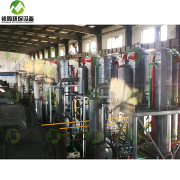 Various Waste Mixed Plastic to Diesel Refinery Plant for Sale