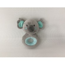 Koala with Rattle for Baby