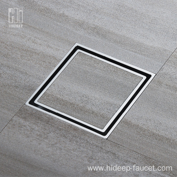 HIDEEP Bathroom Accessories Filter Hidden Floor Drain