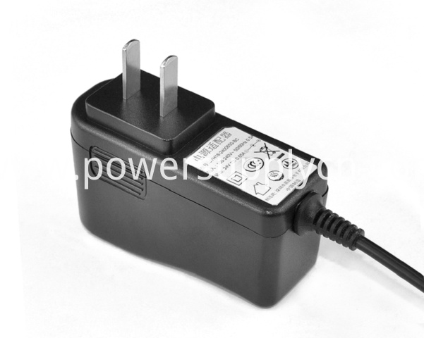 AC DC 15W 2.1 jack power Adapter