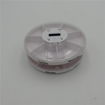 mini round medicine return box