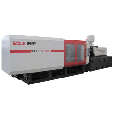 pe bottle plastic molding machine