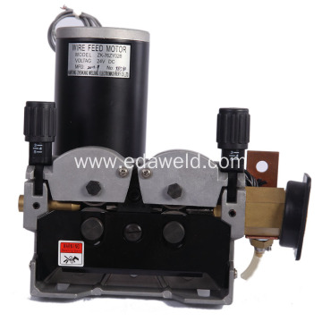 76ZY-02B 80W Double Drive 48V Wire Feeder Assembly