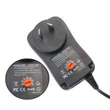 30W Wall Charger Adjustable Voltage Power Supply