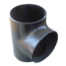 Top Quality Butt Welded Pipe Fittings of Tee
