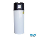 External Refrigerant Coil Monobloc Air Source Heat Pump