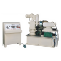 Factory polishing machine for stainless steel cookware
