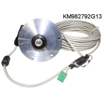 Tachometer for Kone MX32 Gearless Motor KM982792G13