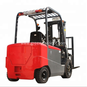 THOR High Quality Tuishan Brand 3500kg Electric Forklift