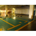 Colorful Epoxy Floor Painting