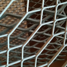 Hexagonal Steel Plate Mesh