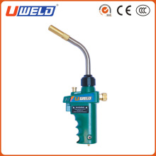 Brazing MAPP Torch with Self-ignition