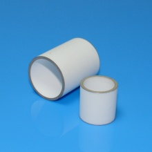 95% Alumina Metallized Ceramic faʻaʻesega Tube