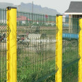Welded Security Mesh Fence Panels