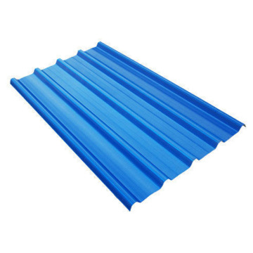 0.12-0.8mm Regular Spangle Galvanized Steel Roofing