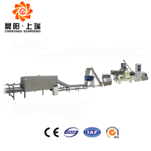 Customized panko bread crumbs machinery