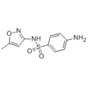 Sulfamethoxazole CAS 723-46-6